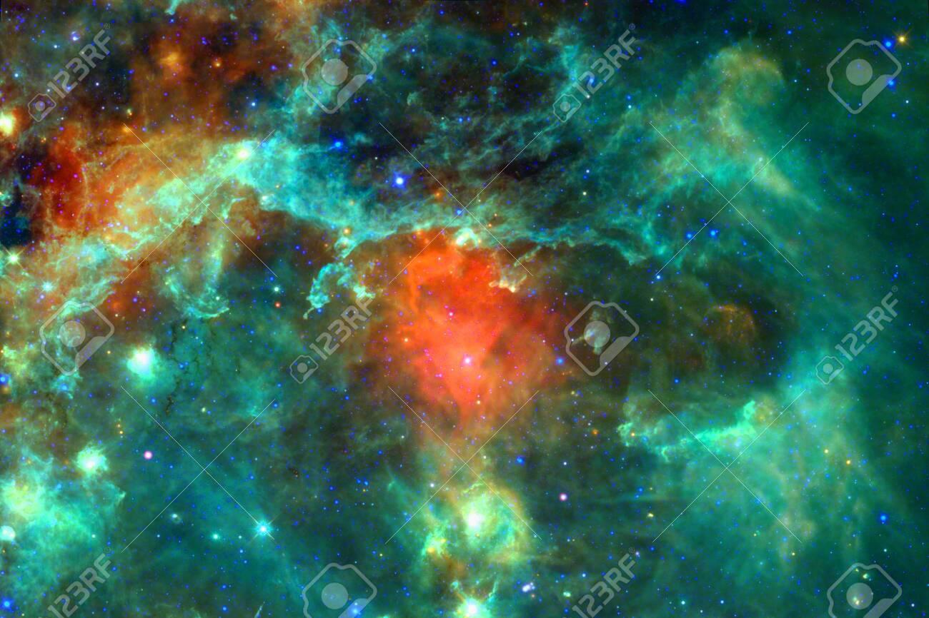 Starfield. Cosmos art. - 151239233