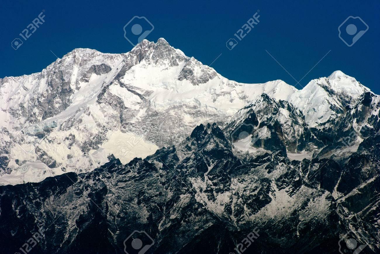Himalayan Mountain Range : A Panoramic View Of Himalayan Mountain ...