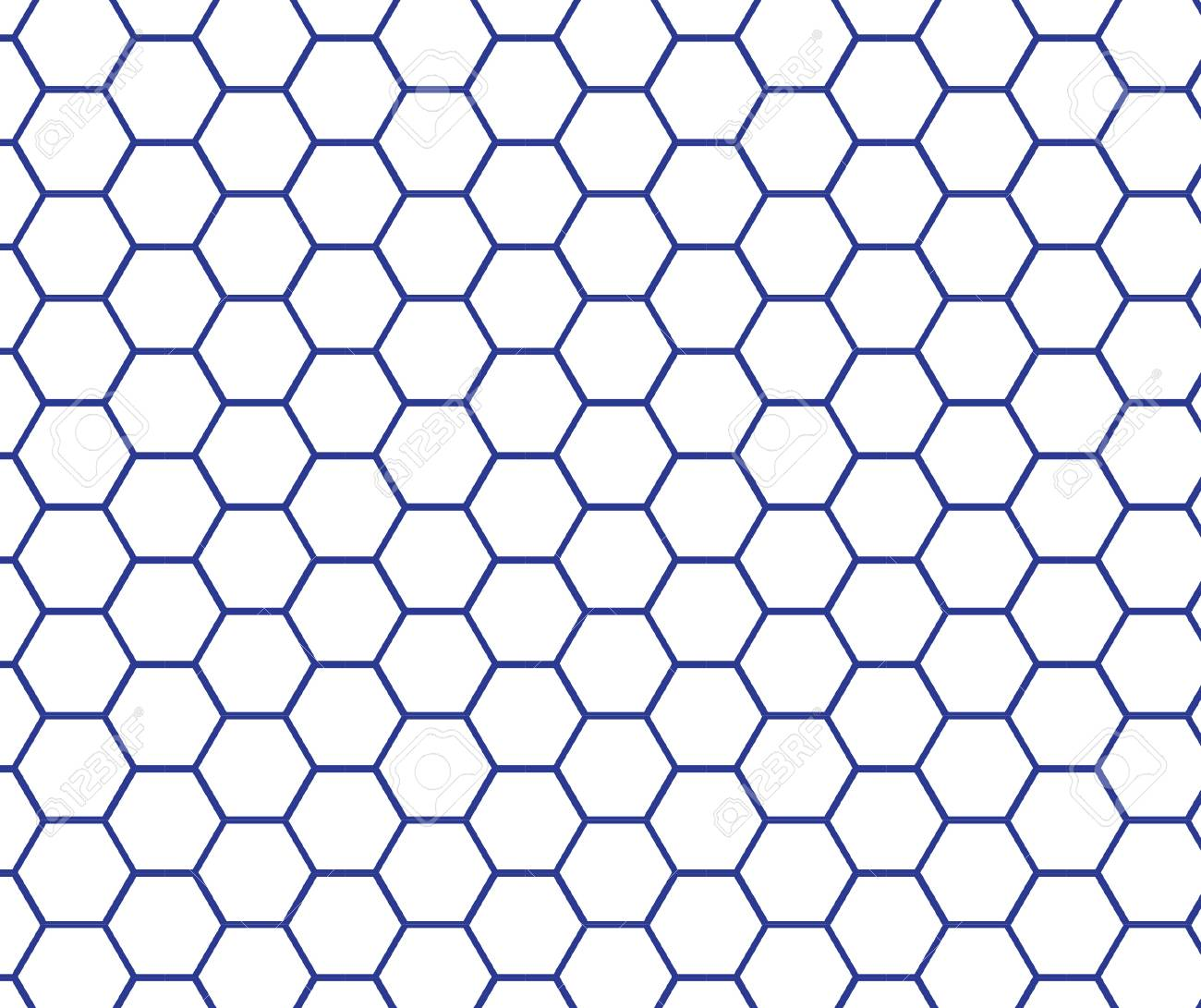 Hexagon Honeycomb Pattern Wiring Diagrams