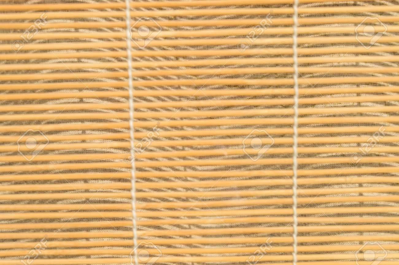 Bambus Tischset Stroh Holz Textur Fur Den Hintergrund Lizenzfreie
