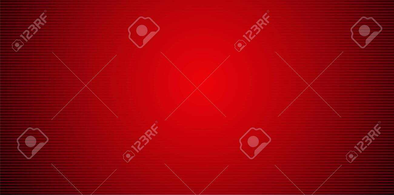 Abstract linear red gradient background for graphic design. Vector illustration - 153987140