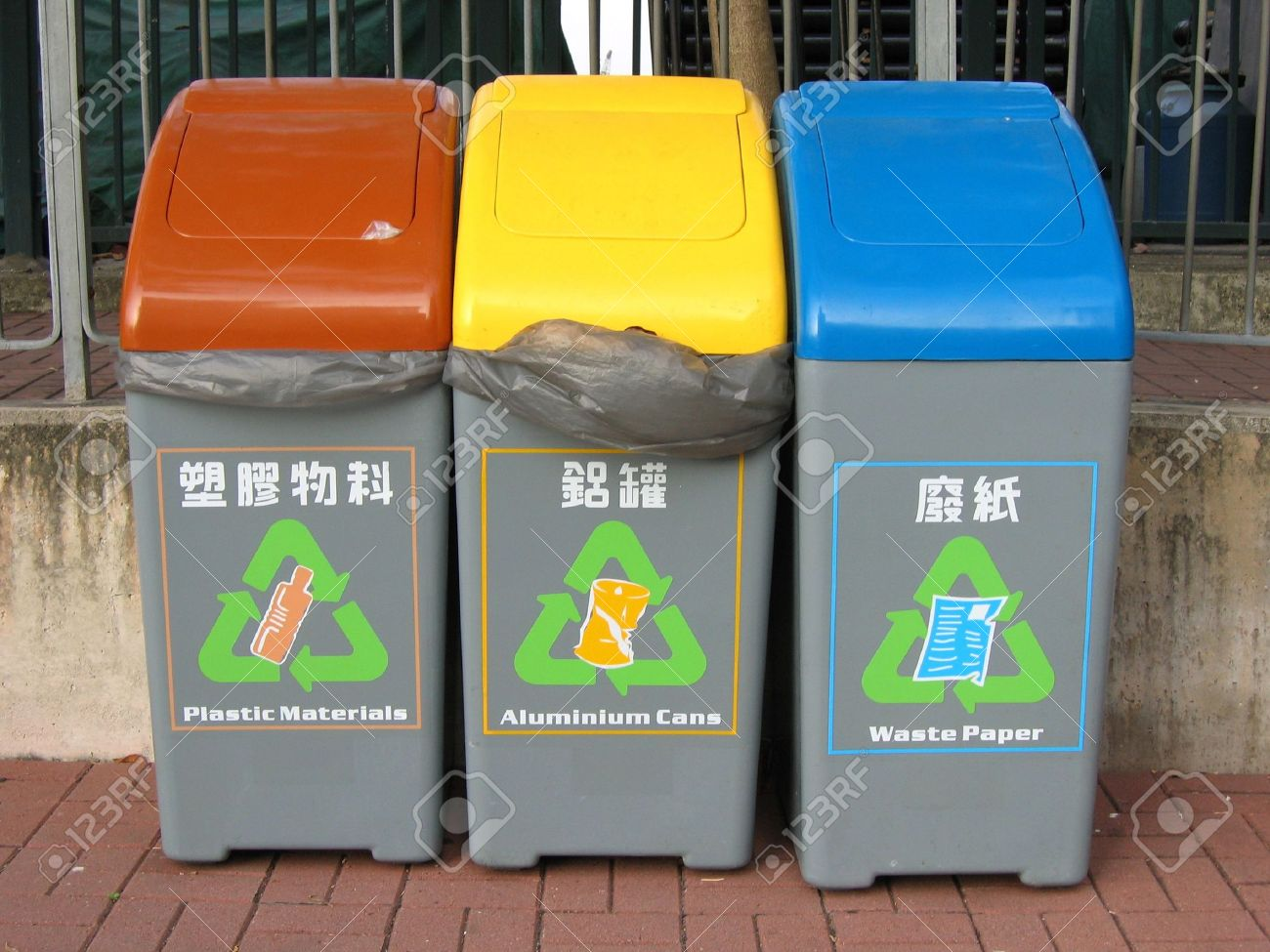 Why we need to recycle the paper,plastic and cans?