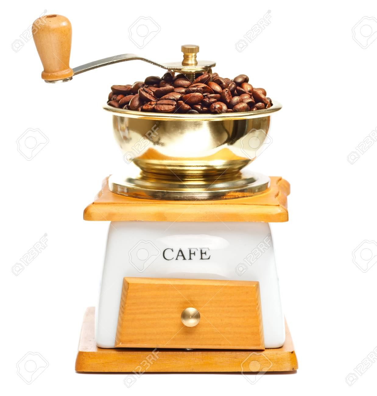 Coffee mill Stock Photo - 12686218