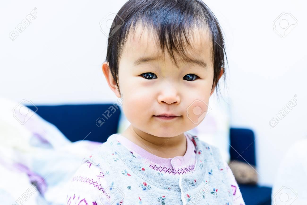 かわいい赤ちゃん。日本アジア ロイヤリティーフリーフォト、ピクチャー
