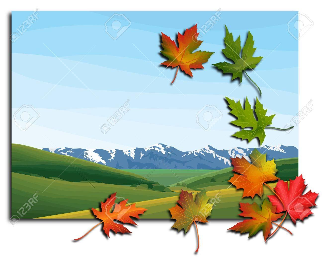 autumn Stock Vector - 18175676