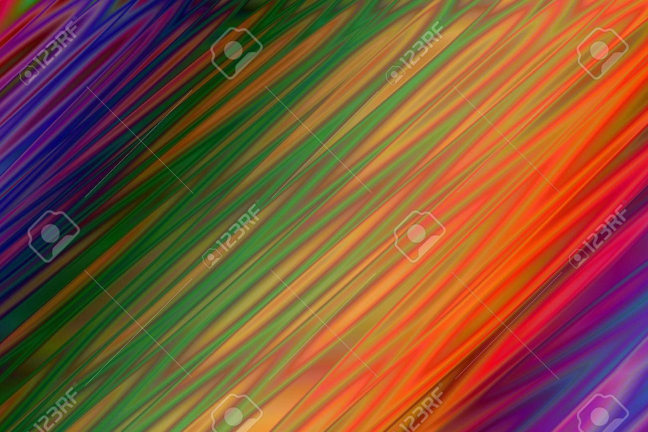 bright neon colors in diagonal abstract stripes make this background