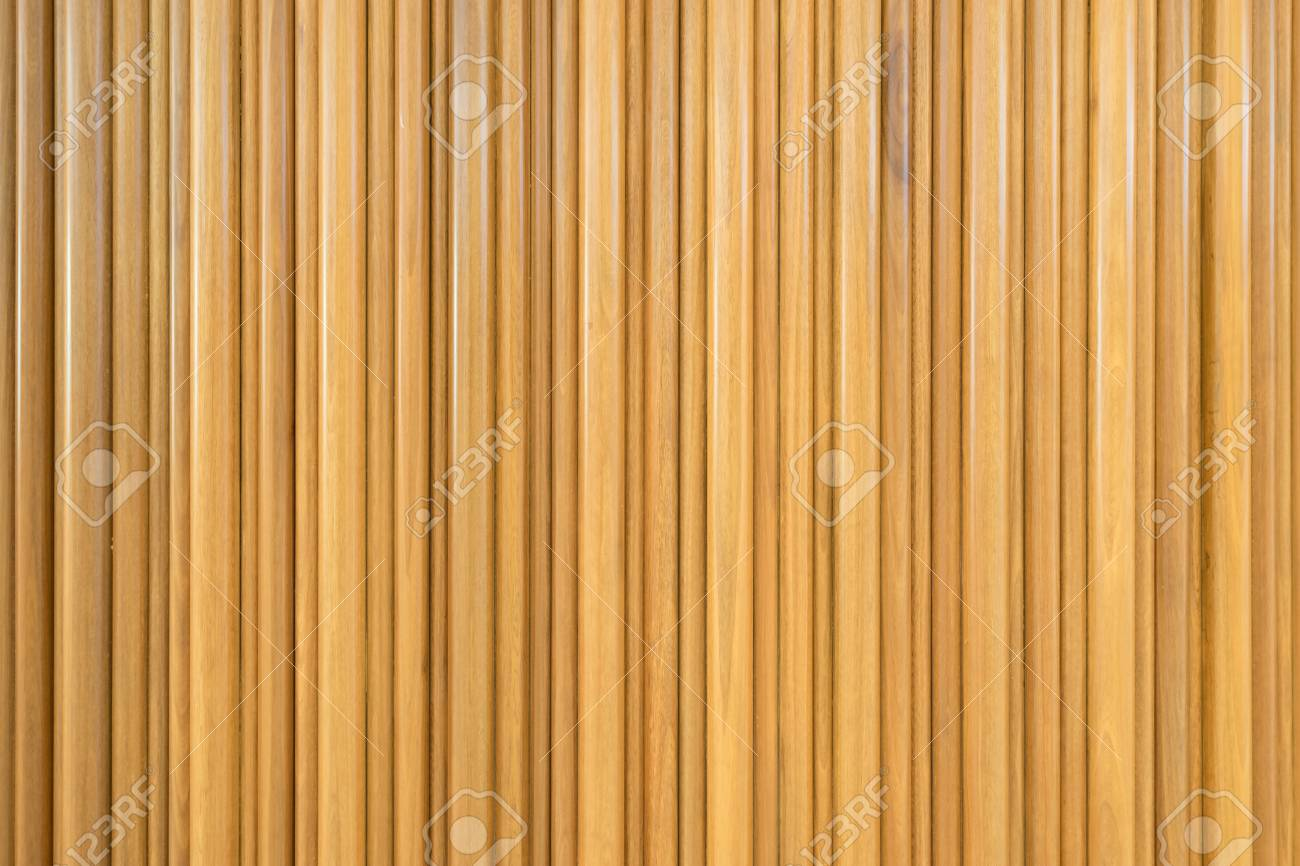 Striped Decoration Wood Wall Background, Vertical Pattern Stock ...
