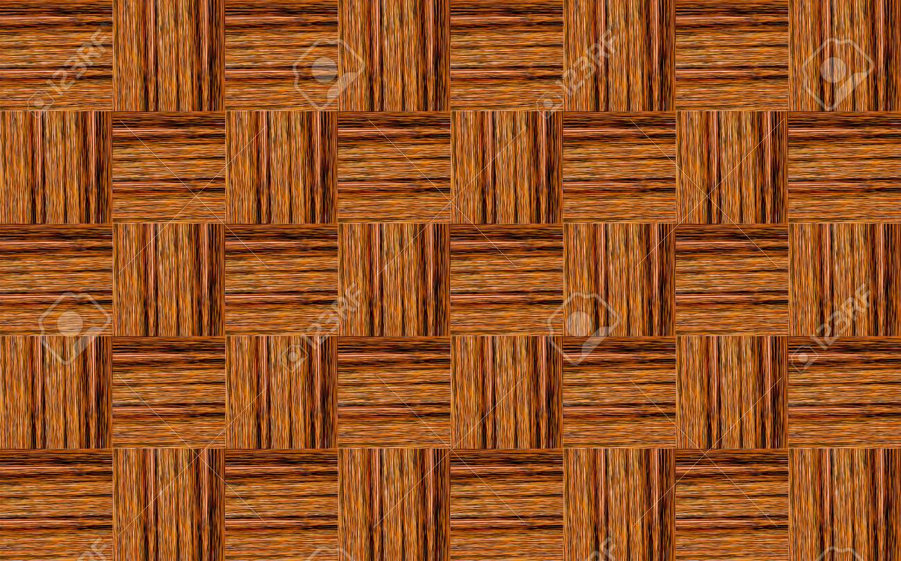 Abstract Wooden Background Square Element Texture Veneer Vertical