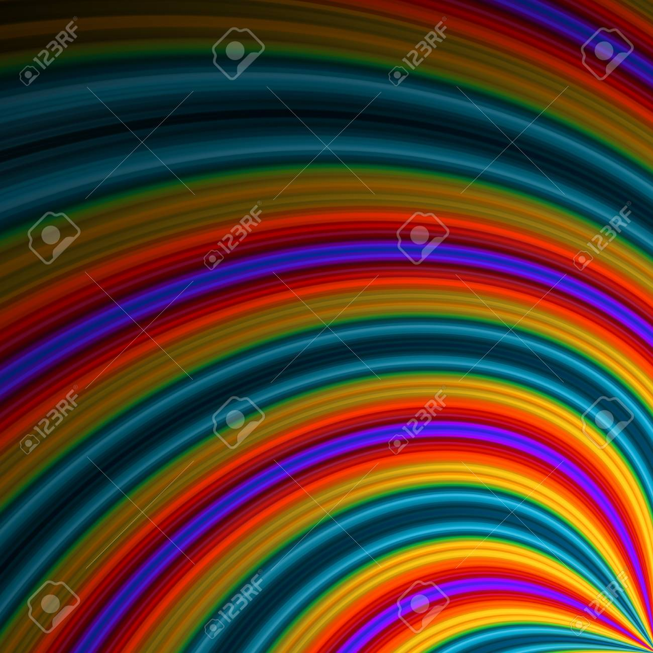 Abstract color lines. And also includes EPS 8 vector Stock Vector - 9586324