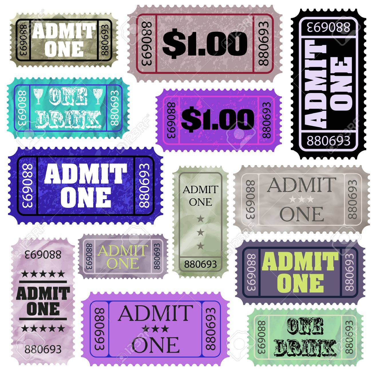 numbered tickets template blank raffle ticket cover blanks numbered tickets stock photos images royalty numbered