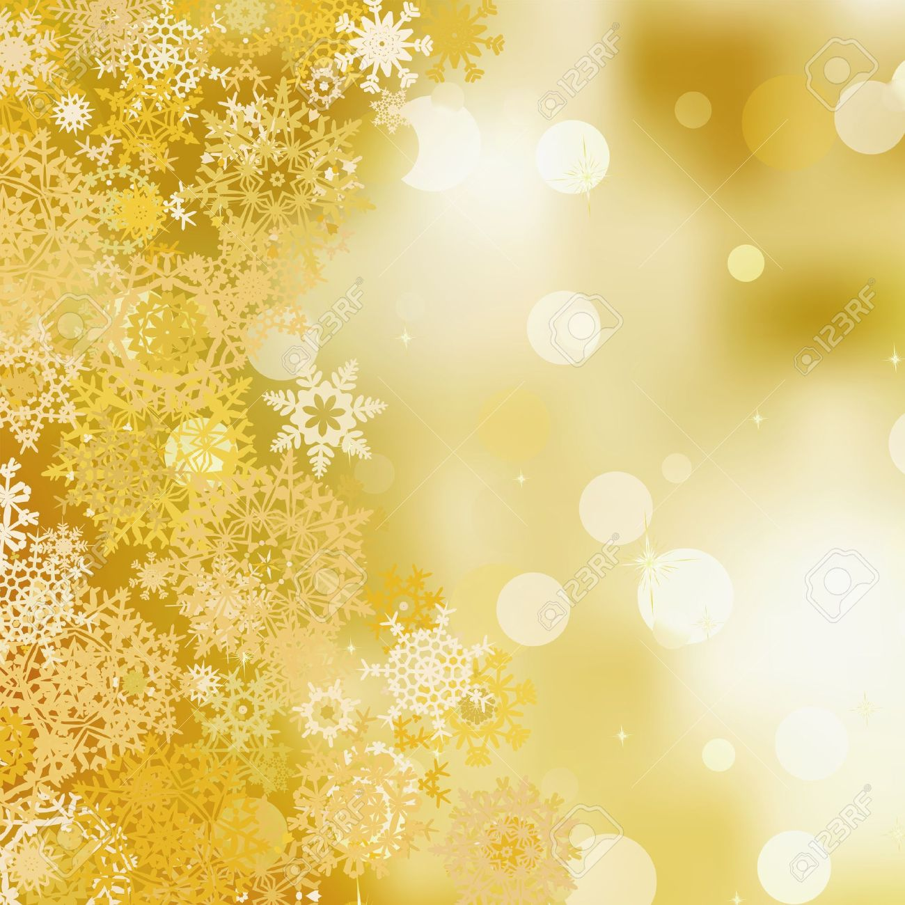 Christmas Background Images Gold.Golden Christmas Background