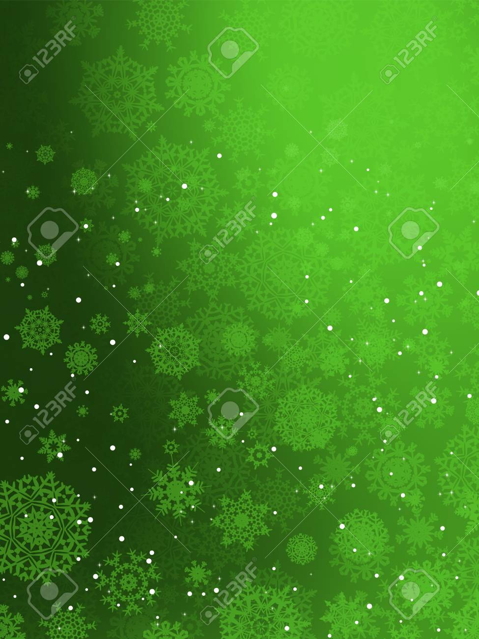 Abstract christmas background Stock Vector - 16749568