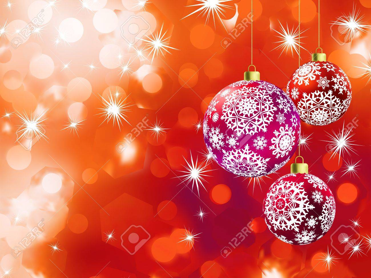 orange bokeh of christmas lights with beautiful sparkling and diffusion stock vector 17047301 - Sparkling Christmas Lights