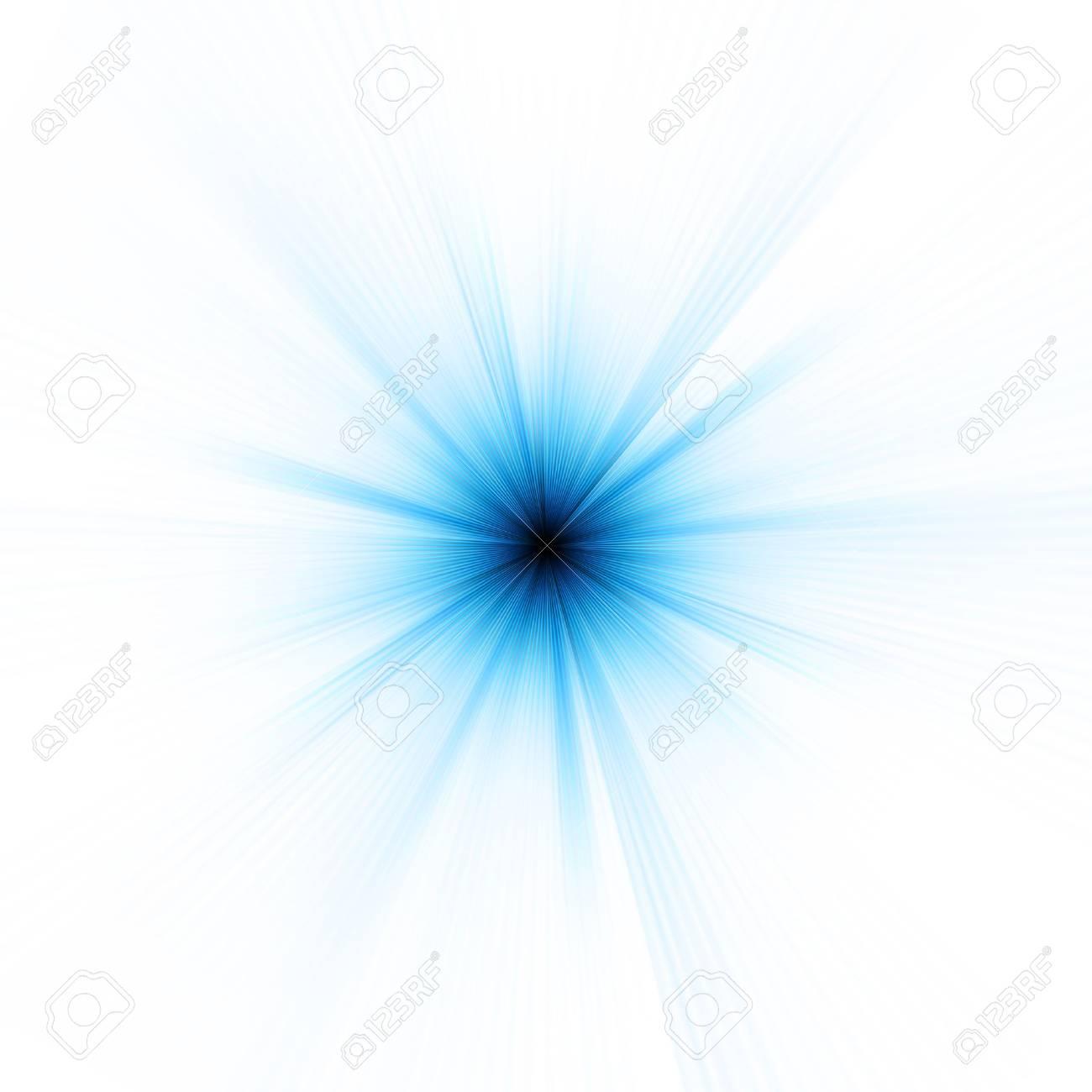 Abstract burst on white Stock Photo - 17593542