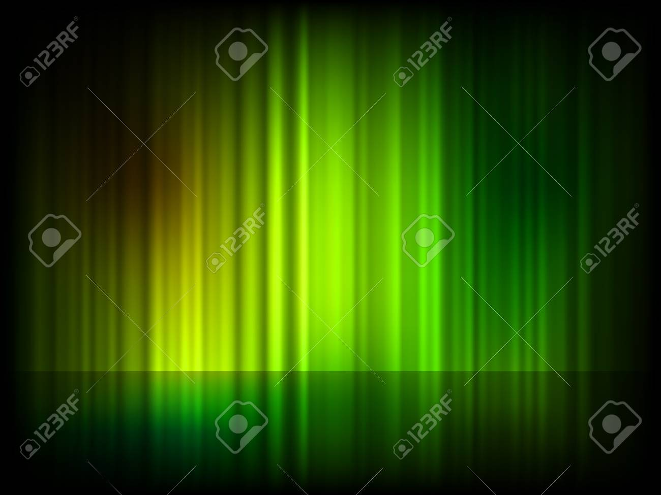 Green abstract shiny background Stock Vector - 29453889