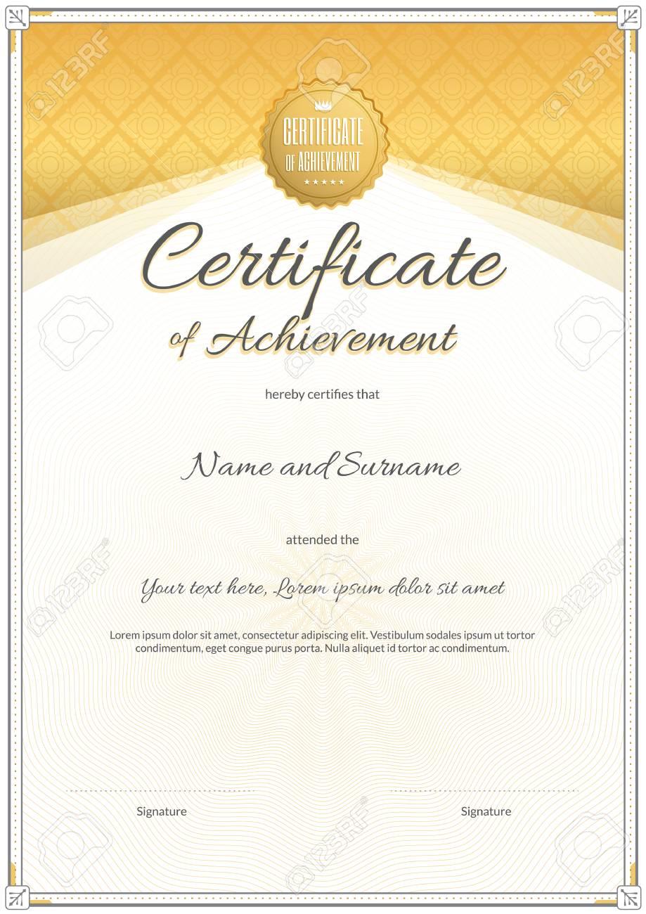 Beste Schule Zertifikatvorlage Ideen - Bilder für das Lebenslauf ...