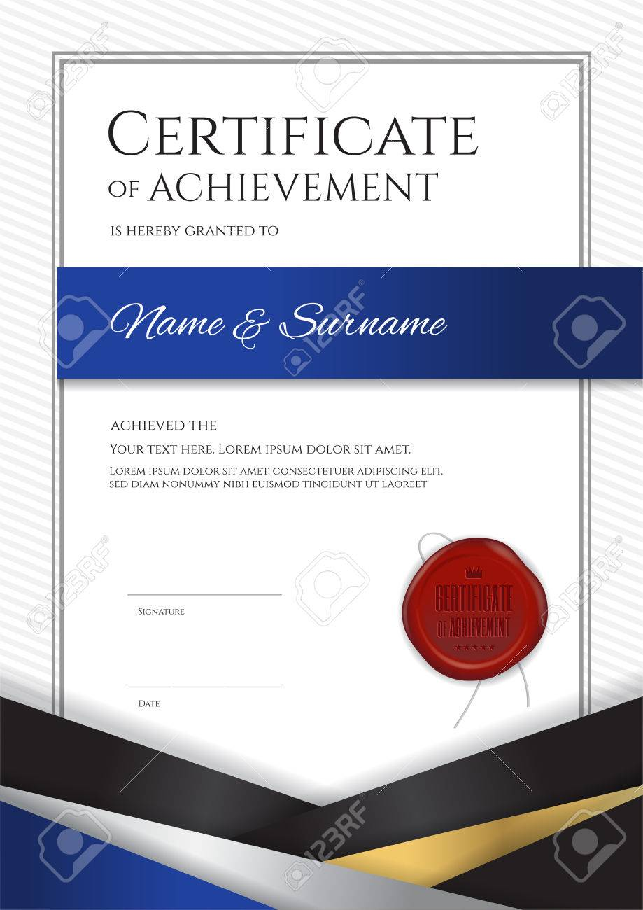 Online Certificate Maker Templates
