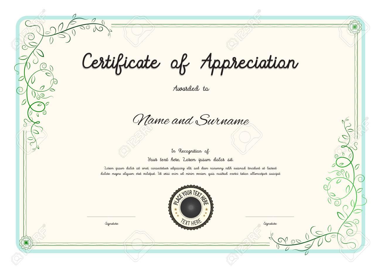 Free Graduation Border Templates Caezs Top Free Certificate - Luxury karate certificate template design