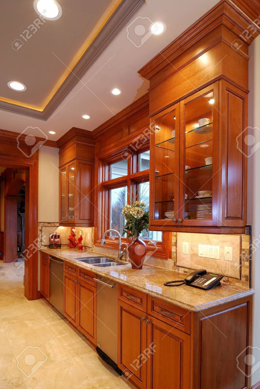 Kitchen Cabinet Stock Photo - 2264871