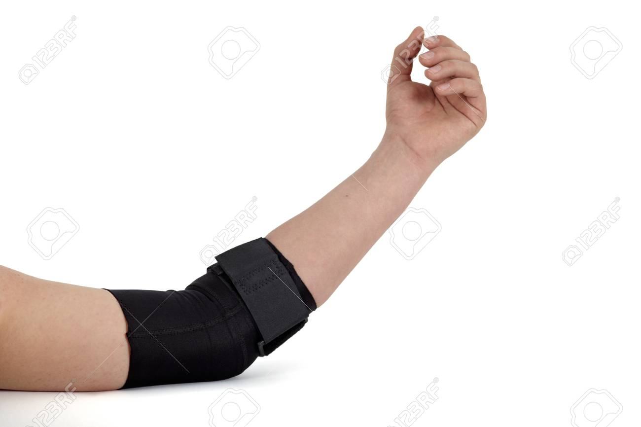 Medical bandage around a woman Stock Photo - 24681305