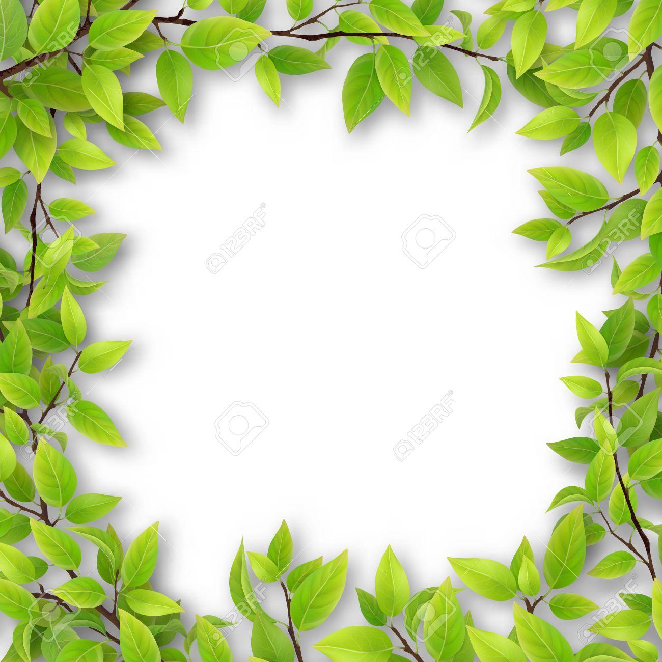 Famoso Marcos De Cuadros De árboles Verdes Regalo - Ideas de Arte ...