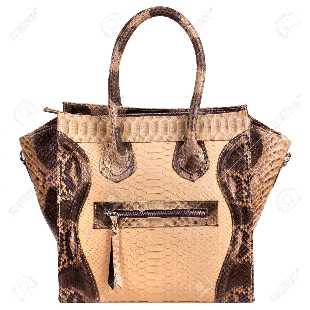 Banque d images - Snakeskin mode de luxe (python) de sac de sac à main f4daaa1cd30