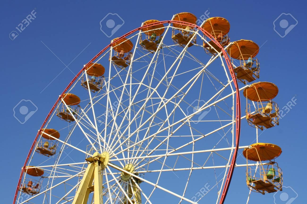Ferris wheel Stock Photo - 7440480