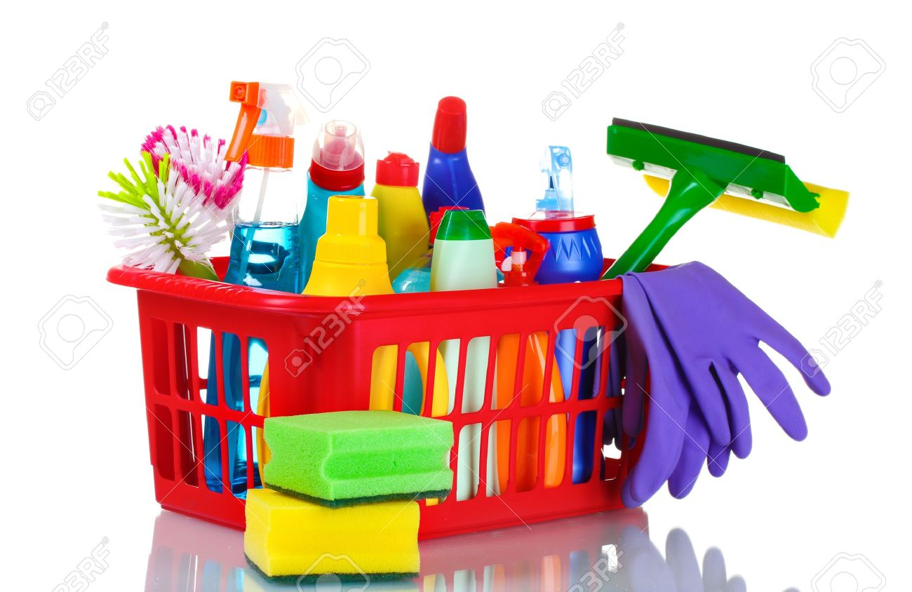Image result for cleaning supplies