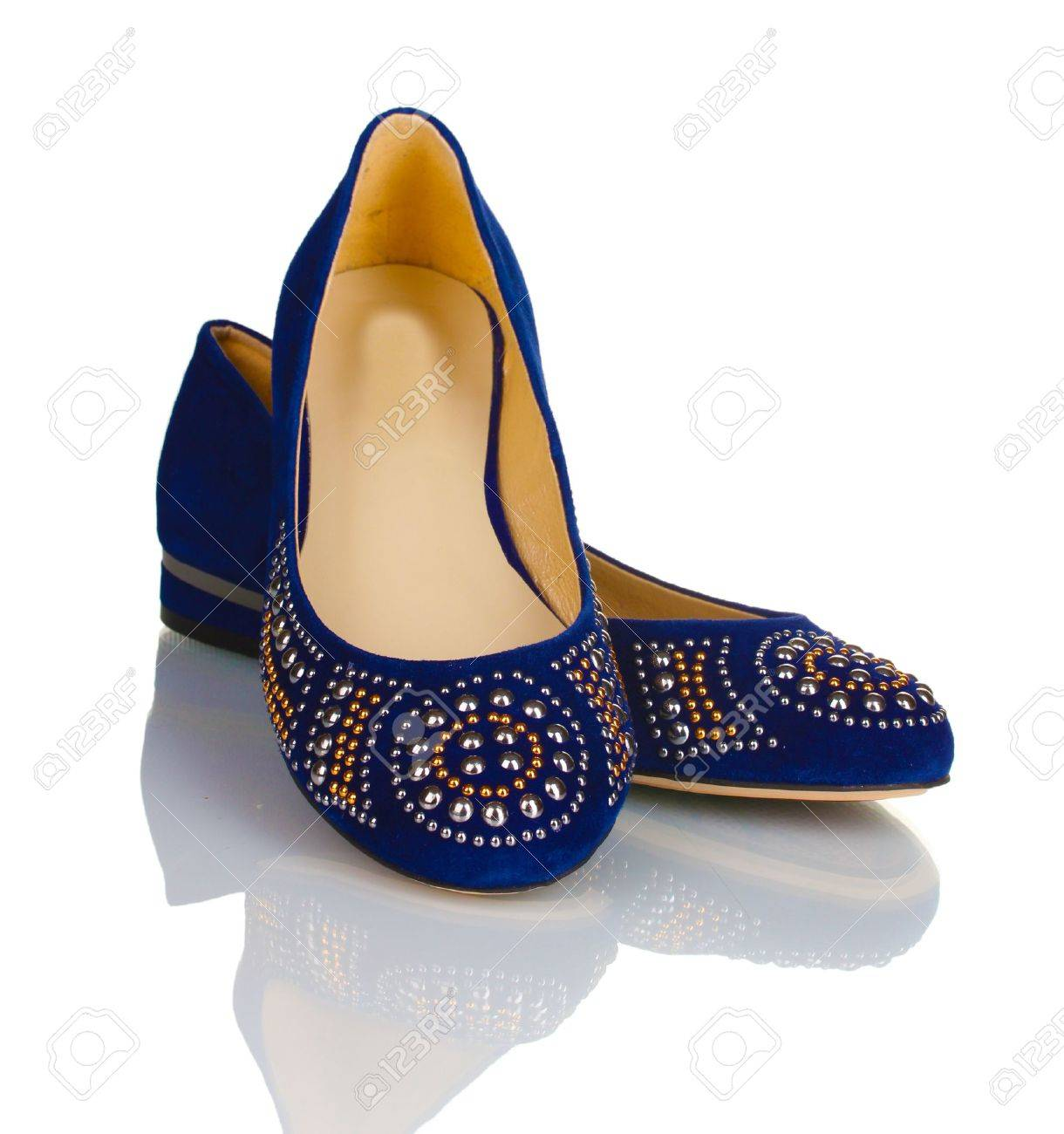 Blue shoes for women   Clothing stores