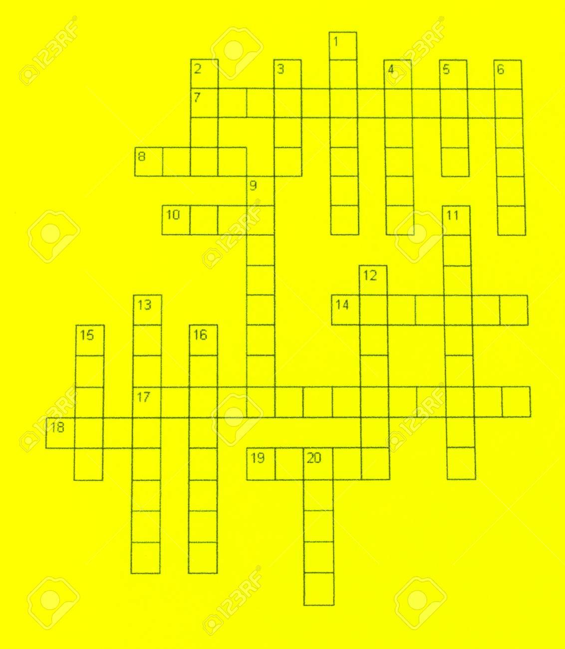 ワード パズル クロス