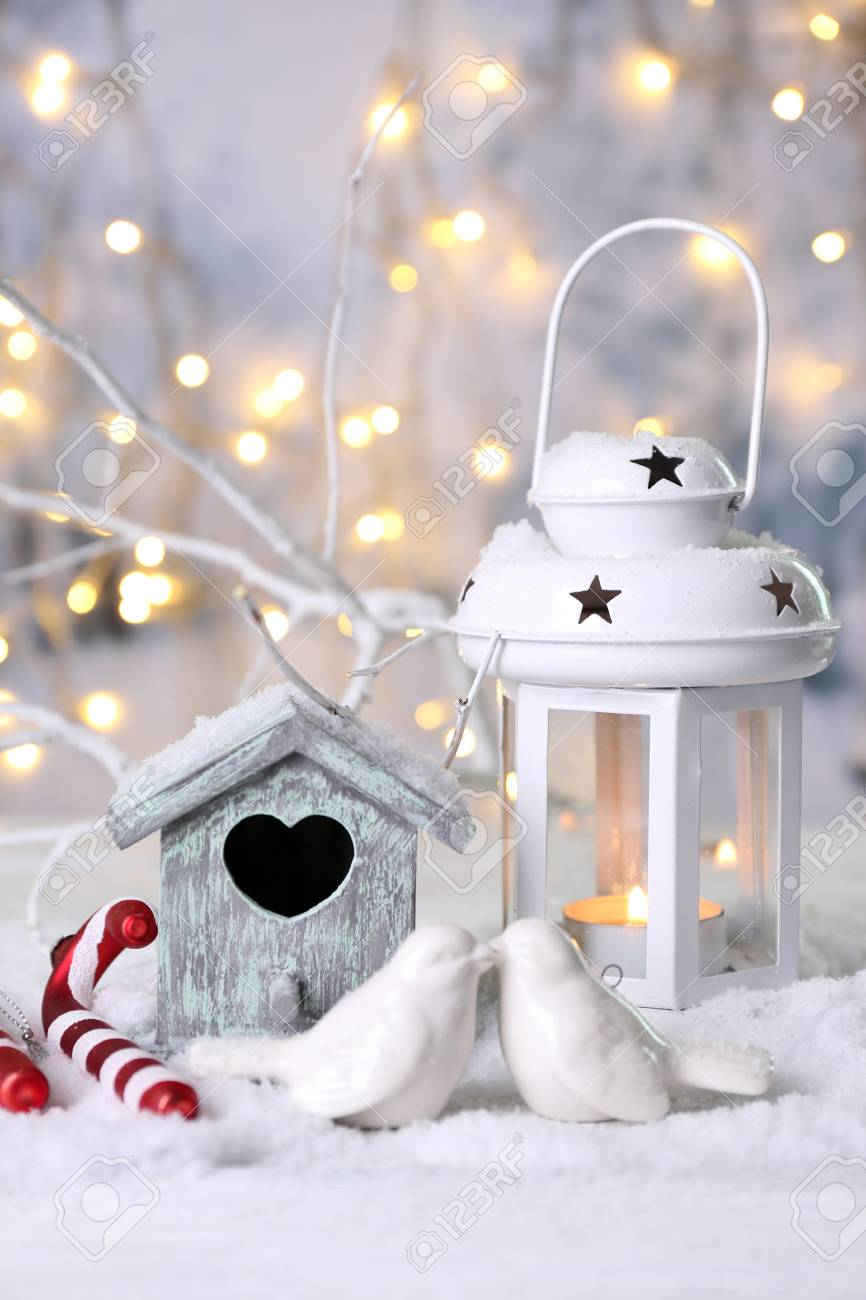 Bilder Schöne Weihnachten.Stock Photo