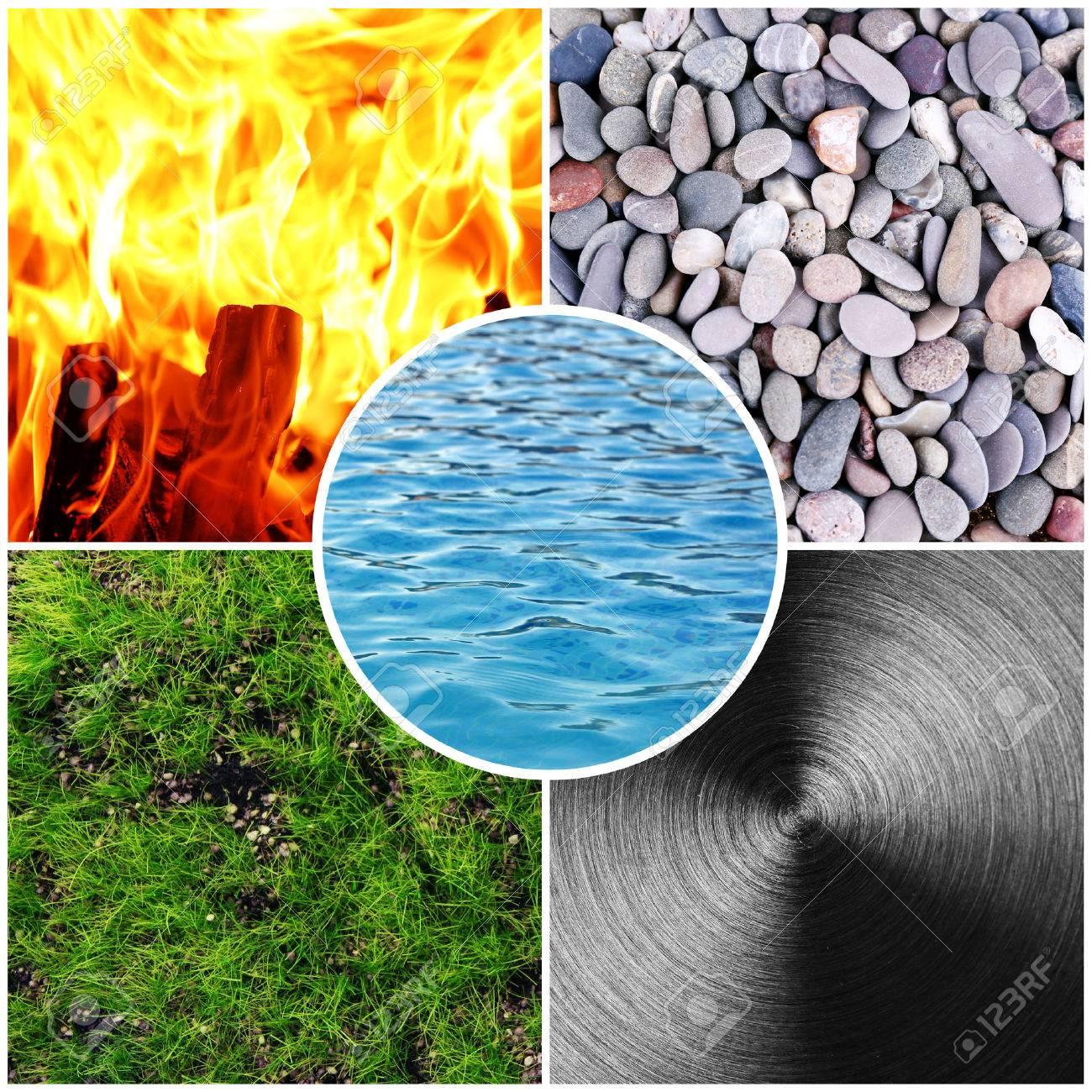Elemente Feuer Wasser Erde Luft Metall Feng Shui Elemente 2019 02 27