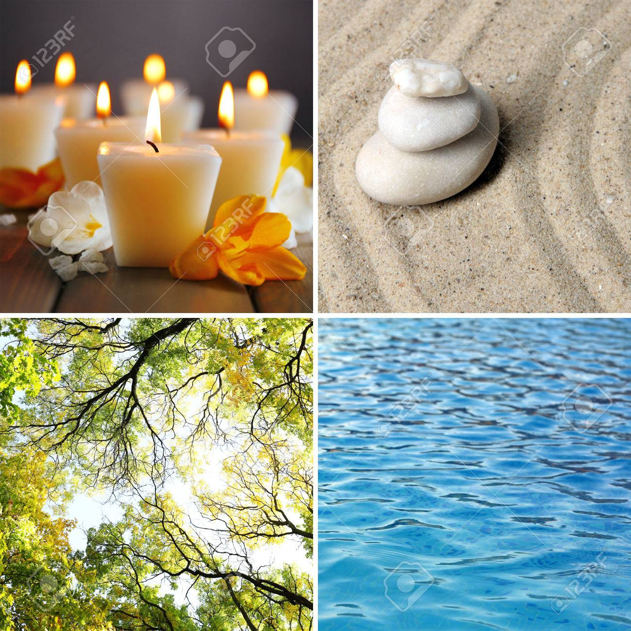 Collage Feng Shui Vision Collage Of Feng Shui Destructive Cycle With Five Elements water Wood Fire 123rfcom Collage Of Feng Shui Destructive Cycle With Five Elements water