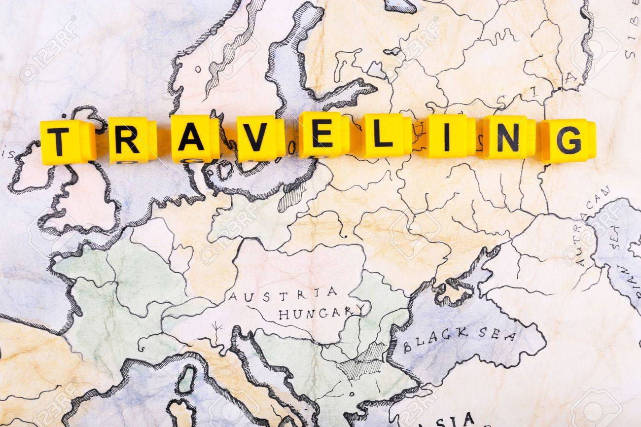 word traveling