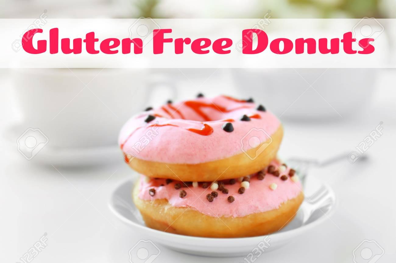 glutenfreie donuts
