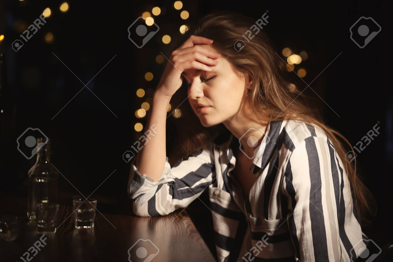 Image result for drunk woman  at bar pics