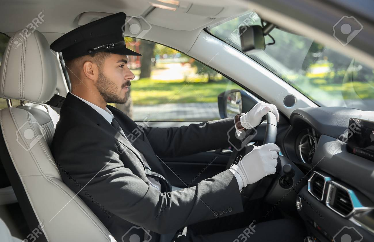 Image result for Luxury Car Driver