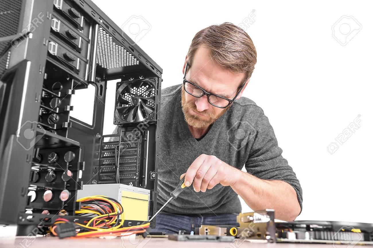 Computer Repair Stock Photos Images. Royalty Free Computer Repair ...