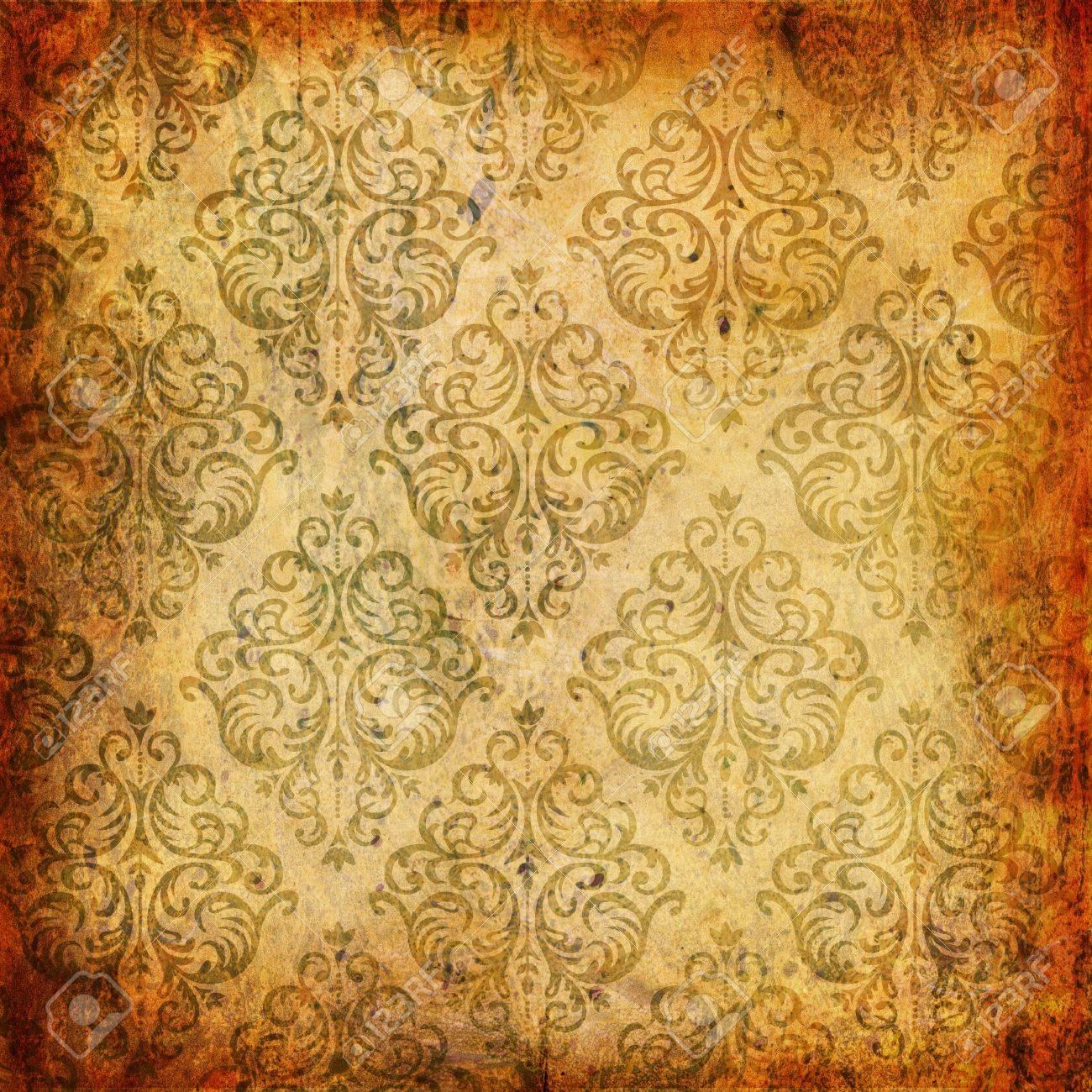 Vintage wallpaper - 14835563