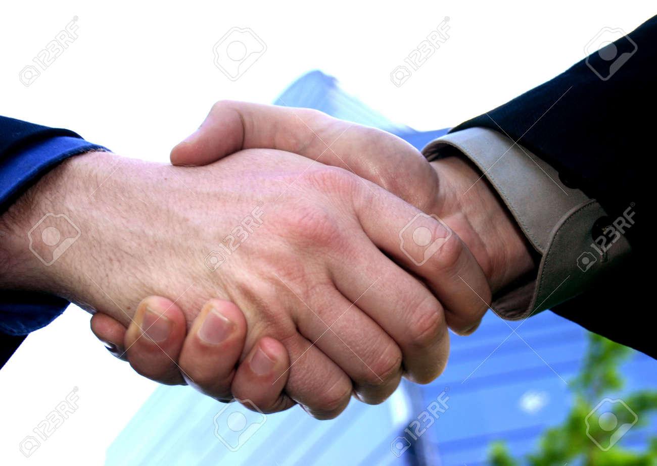 handshake Stock Photo - 234138