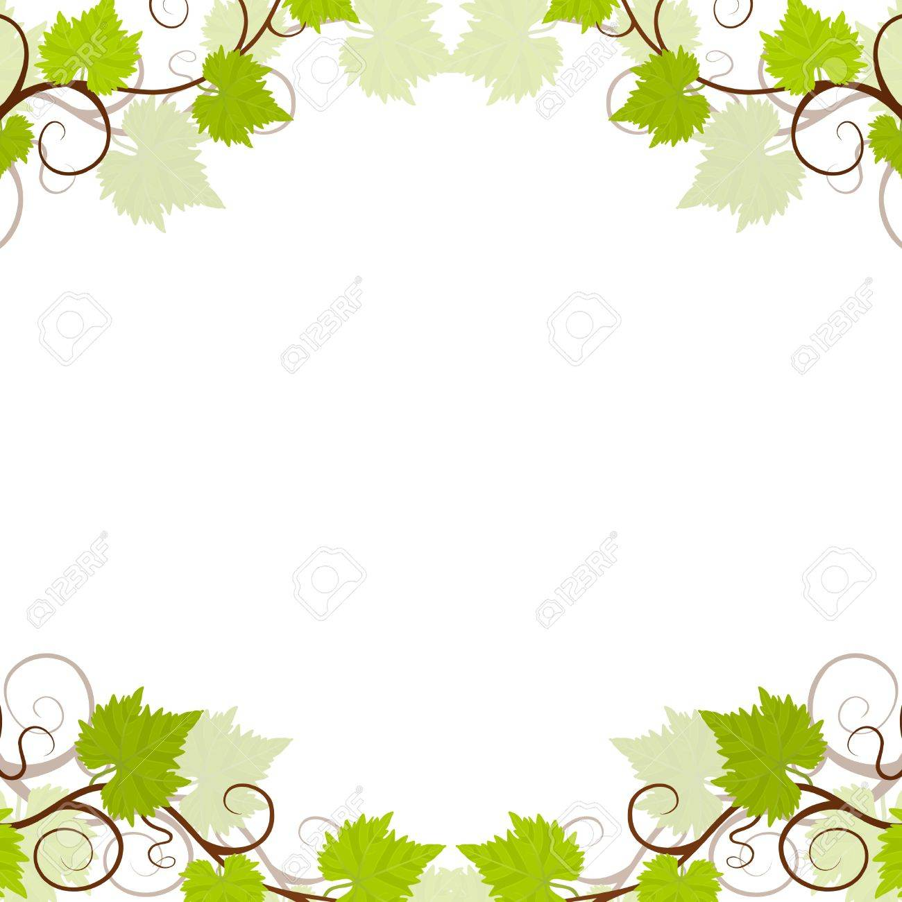 The grape background Stock Vector - 9429732