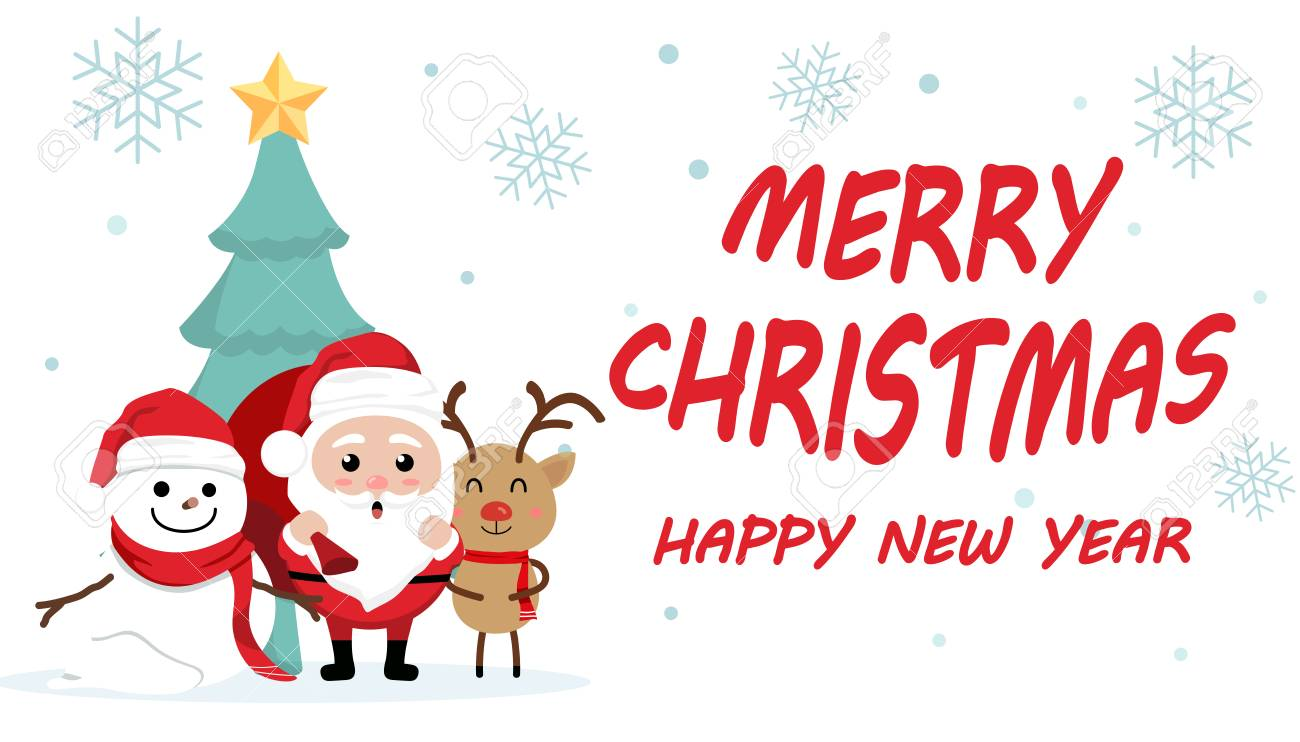 character cartoon cute christmas day merry christmas happy royalty free cliparts vectors and stock illustration image 93267929 character cartoon cute christmas day merry christmas happy
