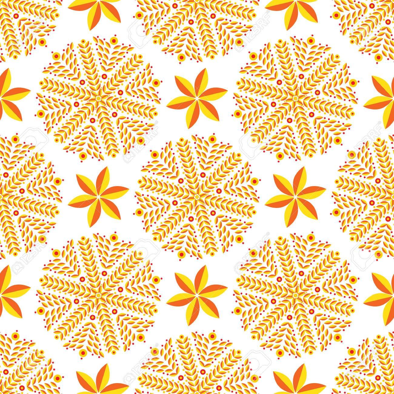 48322299 orange luxury background art deco for background wallpaper scrapbooking prints