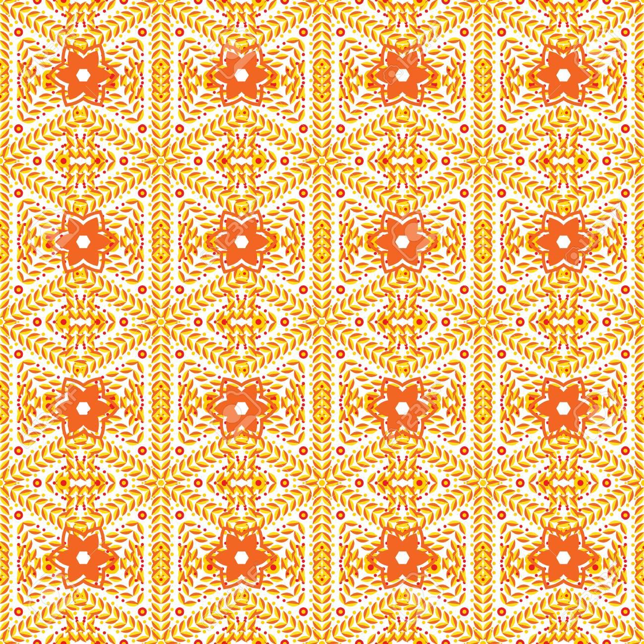 48322302 orange luxury background art deco for background wallpaper scrapbooking prints