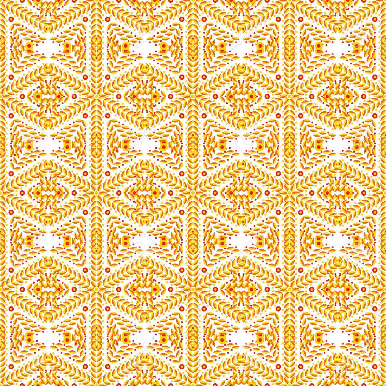 48322304 orange luxury background art deco for background wallpaper scrapbooking prints