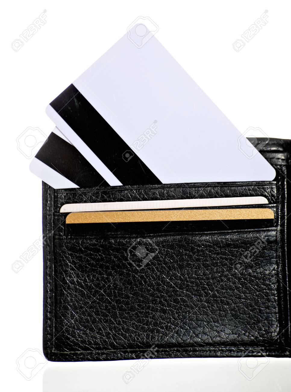 Cartes en plastique à votre porte-monnaie