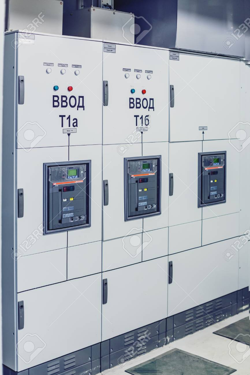 Electrical Switchgear, Industrial Electrical Switch Panel ...