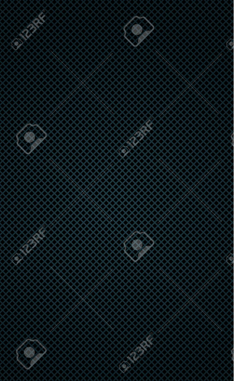 Panoramic texture of black and gray carbon fiber - illustration - 159297104