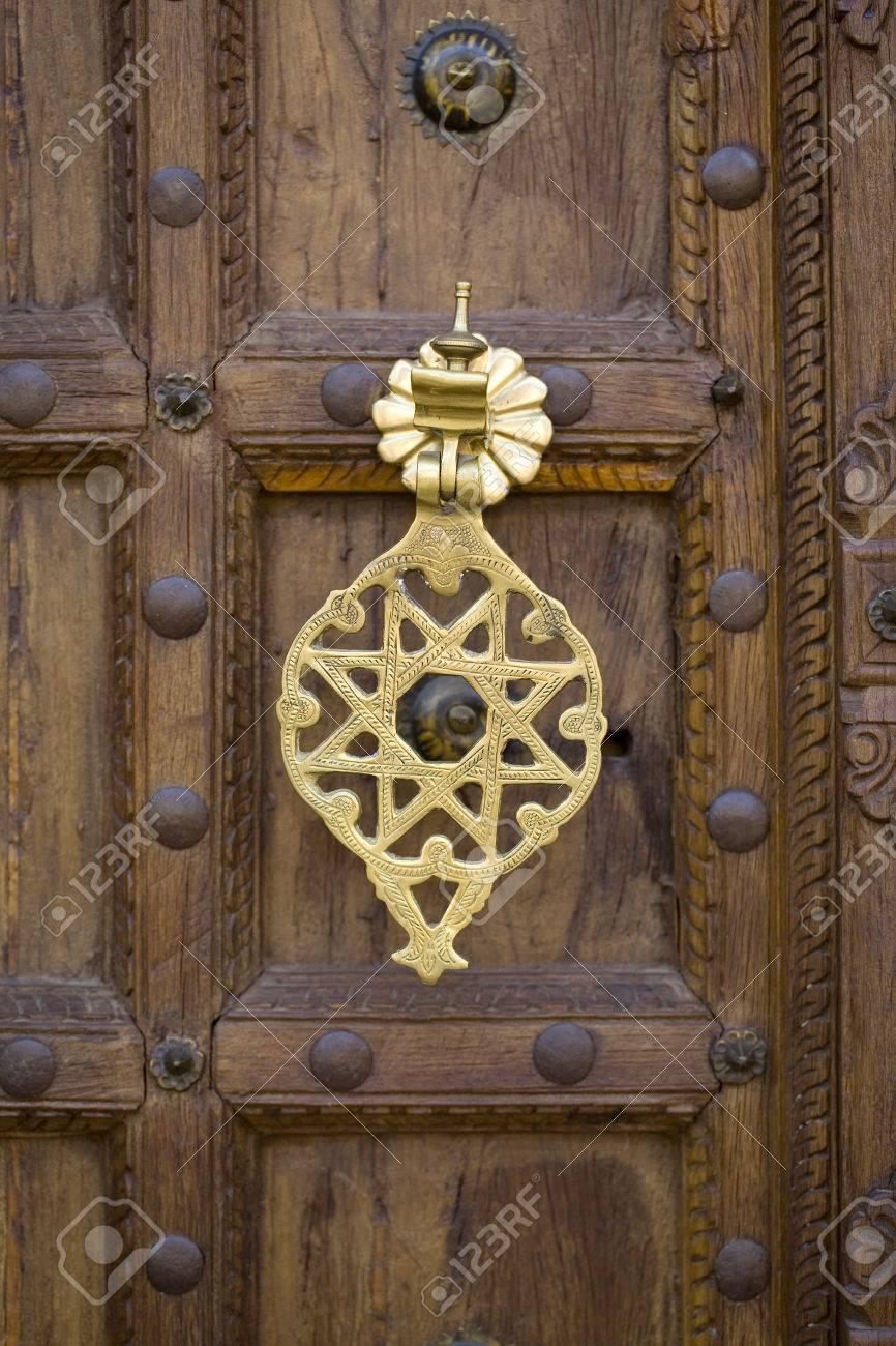 Ancient moroccan doors Stock Photo - 61824920 - Ancient Moroccan Doors Stock Photo, Picture And Royalty Free Image