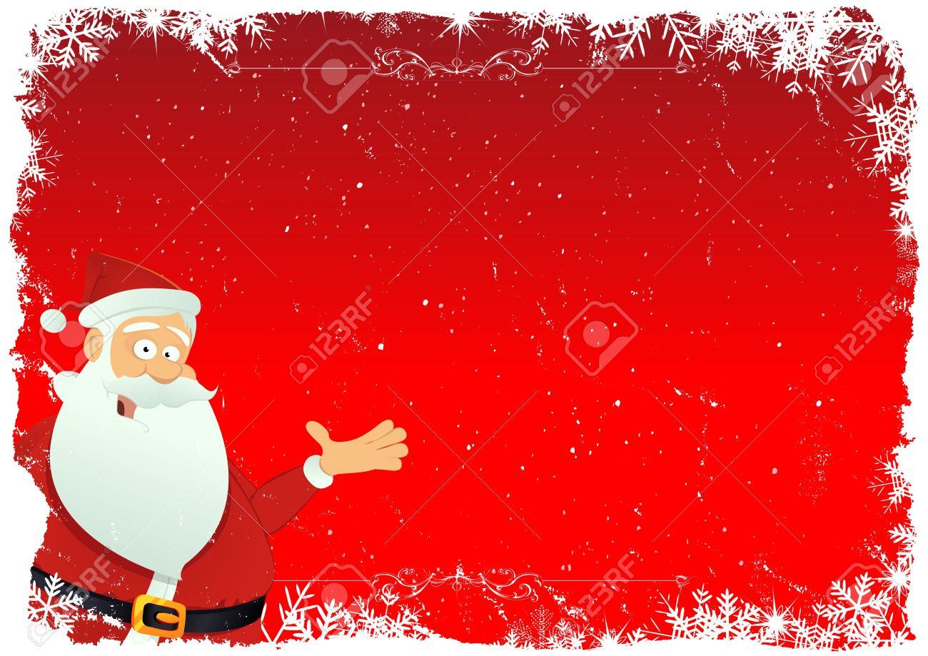 foto de archivo ilustracin de un fondo de dibujos animados de tarjetas de navidad